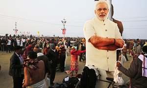 India's govt boosts massive Hindu festival, eyeing election