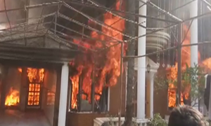 Would-be bride, four other women die as mysterious fire engulfs Rawalpindi home