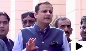 'فواد چوہدری سیاسی باتیں چھوڑ کر صوبے کا آئینی حق دلوائیں'