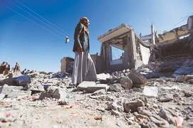 UN approves mission to shore up Yemen truce