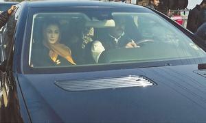 Maryam, grandmother  meet ex-PM in jail