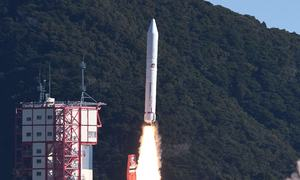 Tokyo start-up launches satellite into space to deliver 'shooting stars on demand'