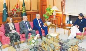 Concrete progress on Afghan talks awaited: US envoy