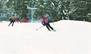 Lahore varsity wins HEC men's ski competition
