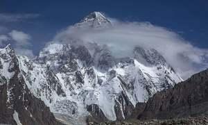 Climbers shrug off harsh weather, vow to scale K2, Nanga Parbat