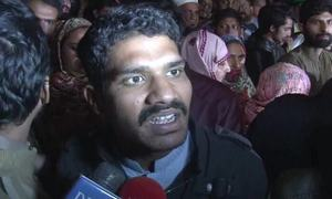 Family members of man killed in Sahiwal 'encounter' end protest after talks with police