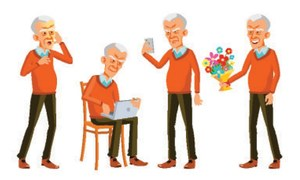 Digital-savvy silver-haired economy maturing in China