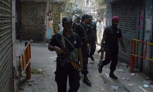 Police team 'taken hostage by gamblers' in Bahawalnagar