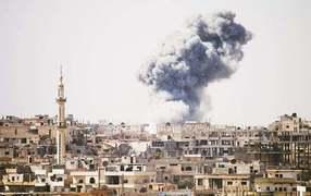 Israeli bombardment in Syria kills 11: monitor