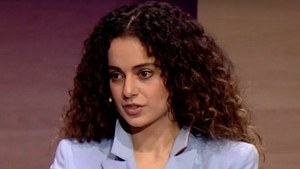 'Not all harassment is sexual,' says Kangana Ranaut
