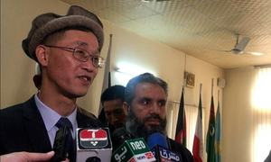 China commends Pakistan's role for Afghan peace, says envoy