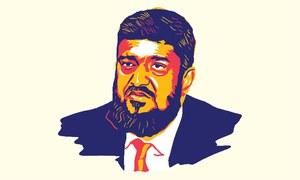 Shahzad Saleem: The pusher