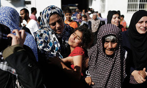 US aid cuts hit Palestinians, further dims hopes for peace