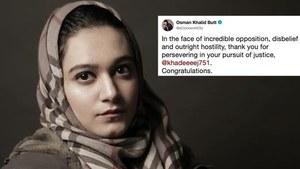 Twitter celebrates justice served in Khadija Siddiqui stabbing case