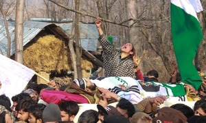 Kashmir is scarred by another year of rage and grief
