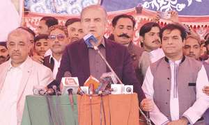Qureshi says winds of change have started blowing in Sindh