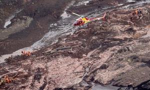 برازیل: ڈیم ٹوٹنے سے 9 افراد ہلاک، 300 لاپتہ