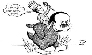 Cartoon: 27 January, 2019