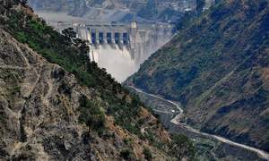 Experts team to leave for India today to inspect hydel projects