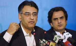 How true were Asad Umar's HardTalk claims?