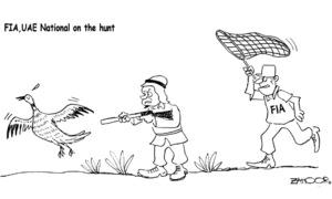Cartoon: 30 January, 2019
