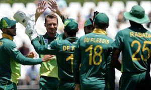 پاکستان کا جنوبی افریقہ میں شکستوں کا سلسلہ دراز