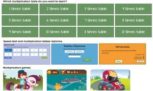 Website review: Times tables made easy