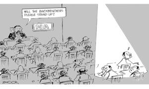 Cartoon: 1 February, 2019