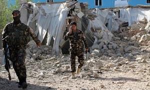 افغان حکومت کا ملک پر کنٹرول مسلسل کم ہورہا ہے، امریکی رپورٹ