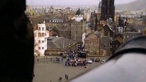 Touring the majestic Edinburgh Castle in Scotland