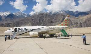 No more bumpy flights to northern areas