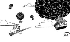 Cartoon: 3 February, 2019