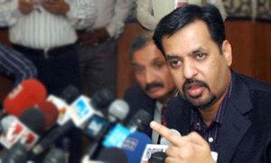 Kamal demands implementation of 'SC-endorsed' Karachi Master Plan 2020