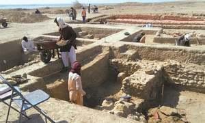 Italian archaeologist says Bhambhore 'is no doubt' Deybul