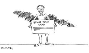 Cartoon: 6 February, 2019