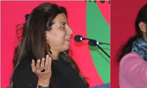 This talk in Karachi pit artists against intellectuals but is that really useful?