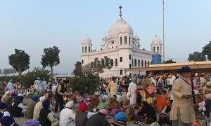 Pakistan, India agree on team visits to reach Kartarpur deal