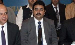 نیب نے مسلم لیگ (ن) کے سابق وزیر کامران مائیکل کو گرفتار کرلیا