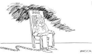 Cartoon: 9 February, 2019
