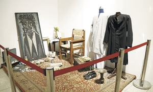 Exhibition on Sadequain opens at Lahore Museum