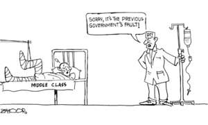 Cartoon: 11 February, 2019