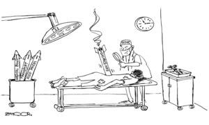 Cartoon: 13 February, 2019