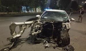 ملک میں گزشتہ سال 36 ہزار افراد ٹریفک حادثات میں جاں بحق