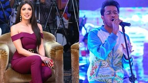 Asim Azhar and Mehwish Hayat all set to perform some of the most celebrated tunes of all times