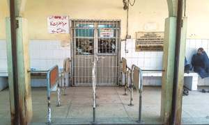 Patients suffer across Sindh as young doctors go on strike again