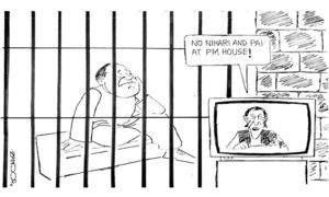 Cartoon: 14 February, 2019