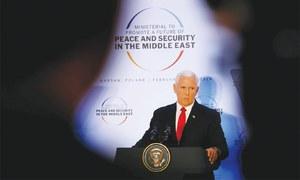 US demands Europe isolate Iran as Israelis, Arabs unite