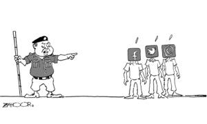 Cartoon: 15 February, 2019