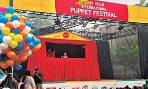 Puppet festival kicks off in style
