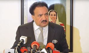 RAW carried out Pulwama attack: Rehman Malik